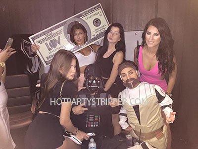 star wars midget strippers miami