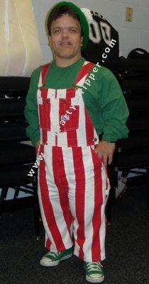 santa elf midget