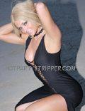 aly rey Las Vegas Female Stripper