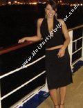 pretty girl on a cruise
