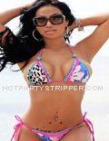 nina New York Female Stripper