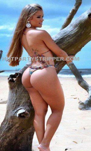 Rosa Miami Female Stripper