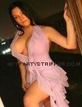 versace New York Female Stripper