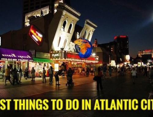 Atlantic City 3 day bachelor party