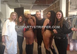 new york strippers