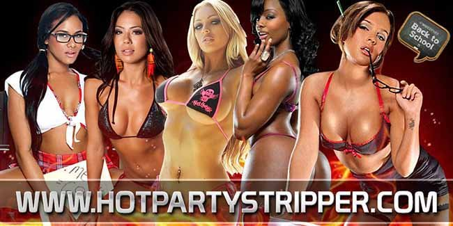 Birmingham female strippers