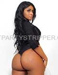nyc black female strippers