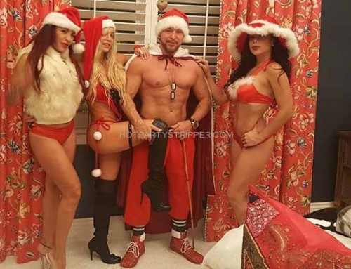 Santa Party In Pembroke Pines Fl 33028