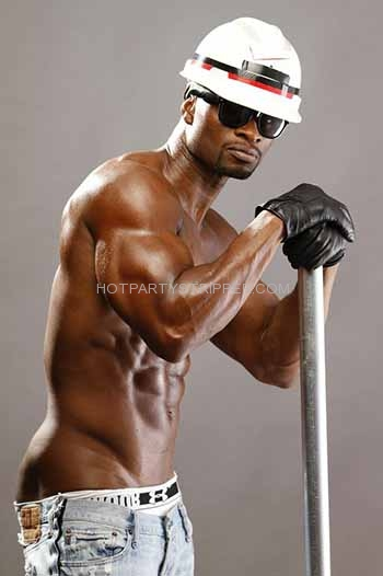 nyc black male stripper messiah