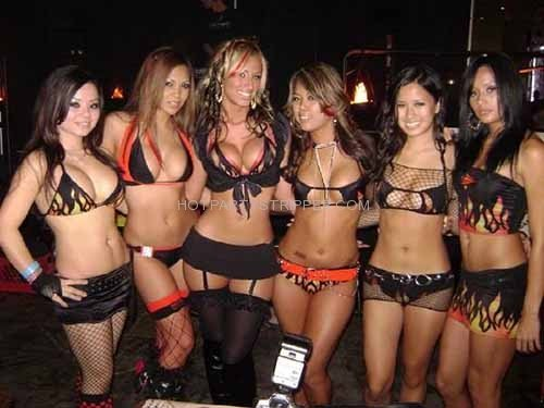 female strippers for a bachelor party