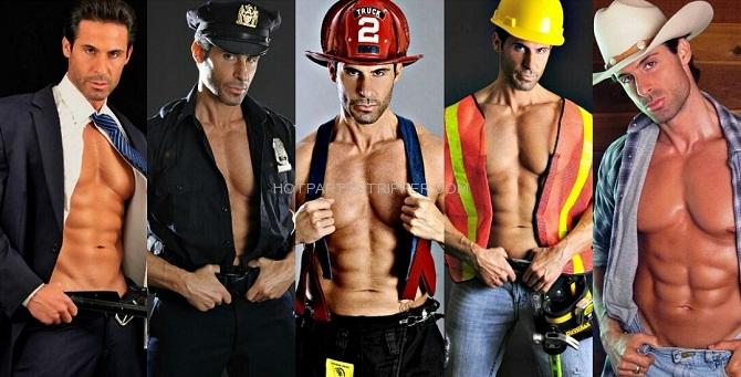 Anthony newyork male hot dancer