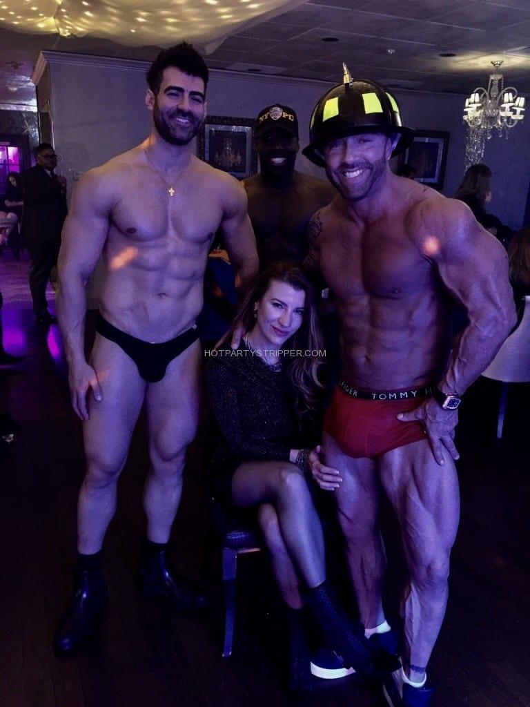 Jessie Hot Male New Jersey Dancer