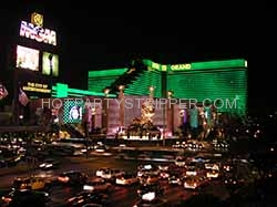 mgm grand hotel bachelor party
