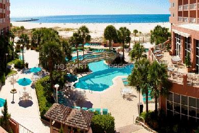 The Perdido Beach Resort In Gulf Shores Alabama