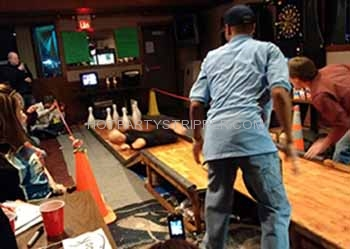 midget bowling