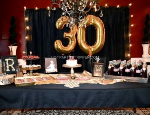 Celebrate a Girls Night Out 30th Birthday in Palm Springs California