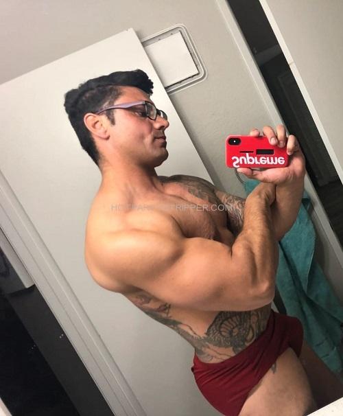 Leo Las Vegas Hot Male Stripper