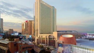 Omni Hotel Atlanta Georgia Bachelor Party Ideas