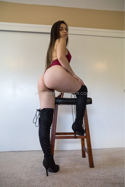 Latina Spice Sacramento Hot Female Stripper
