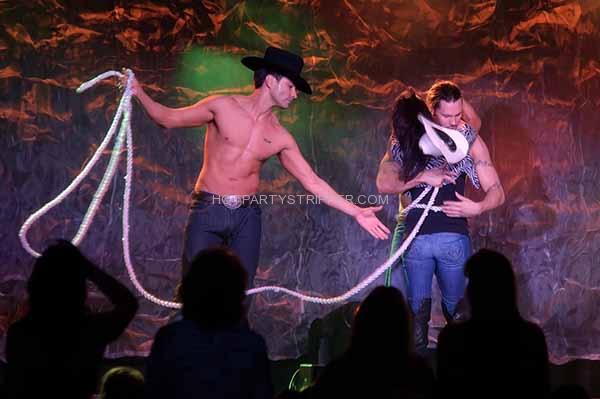Nashville Male Stripper