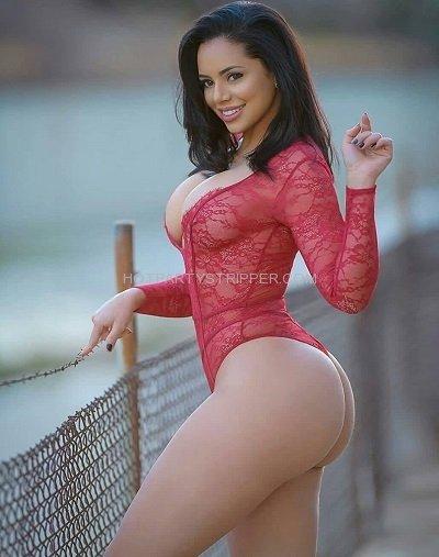 Jessina New Orleans Female Stripper