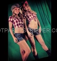 Heather and Nikki Nashville Female Stripper