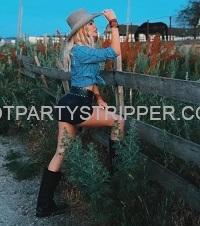 Nicoletta Tucson female Stripper Image