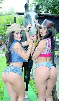 Pony Girls Pittsburgh Female Stripper