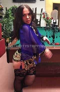 New York Midget Strippers
