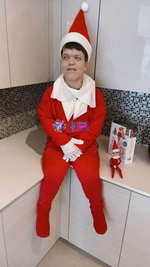 hire elf on the shelf