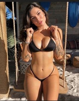 Tammy Charleston female stripper