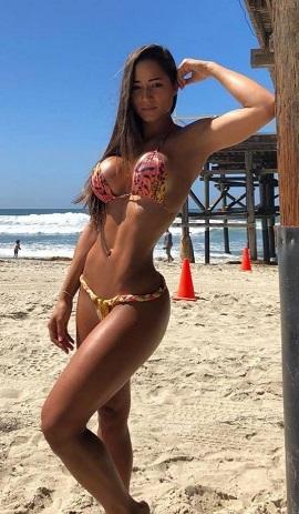Teresa Charleston female stripper