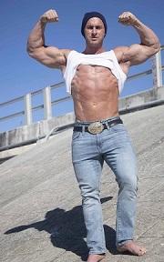 Tyler Miami Male Stripper