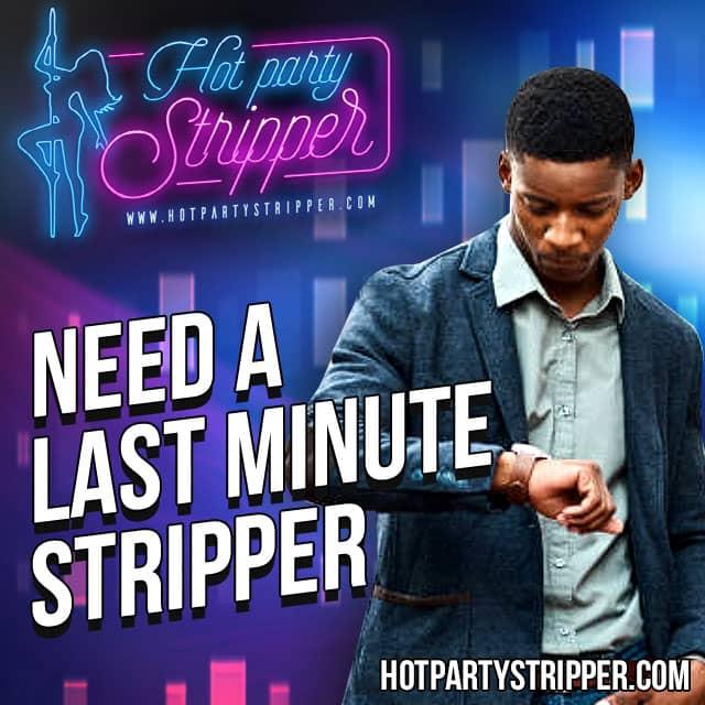 last minute stripper in tampa