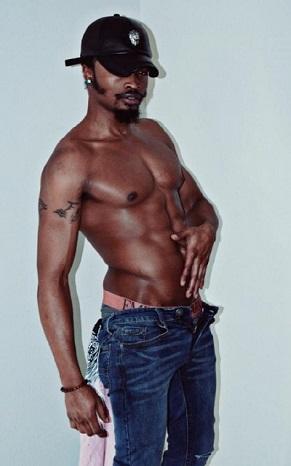 Eros Orlando Male Stripper