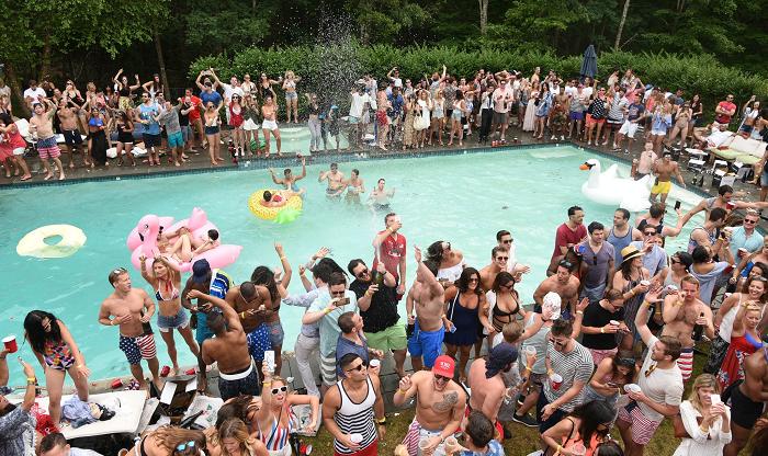Hamptons Party Hotels