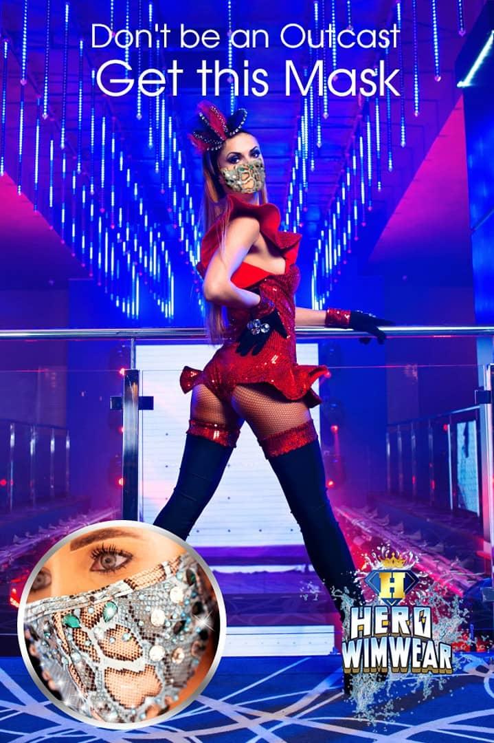 strip clubs masks news